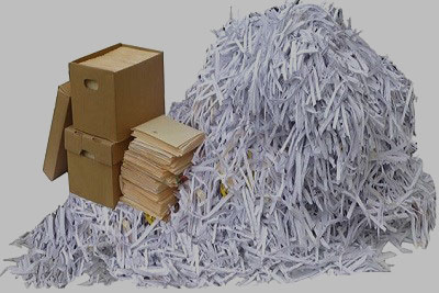 Shredding Services in Ahmedabad - Shredders India
